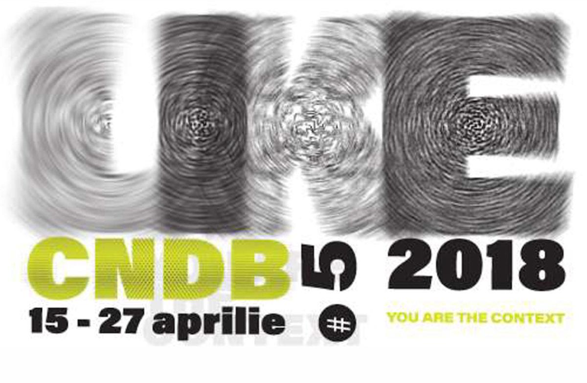 Festivalul Like CNDB are loc între 15 și 27 aprilie 2018