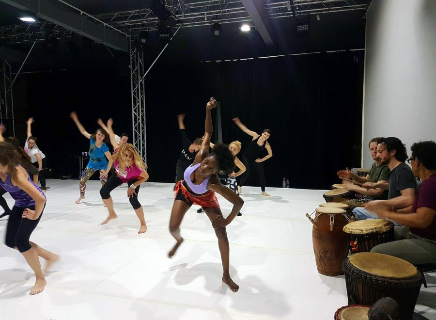 Roots/ African Dance Workshop