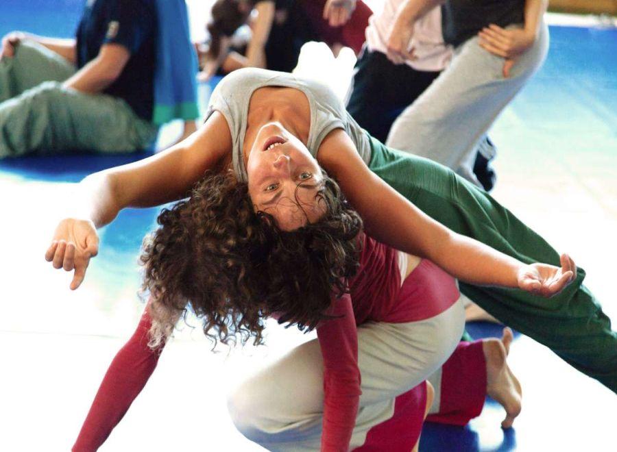 Spherical Dialogue - atelier de Contact Improvisation