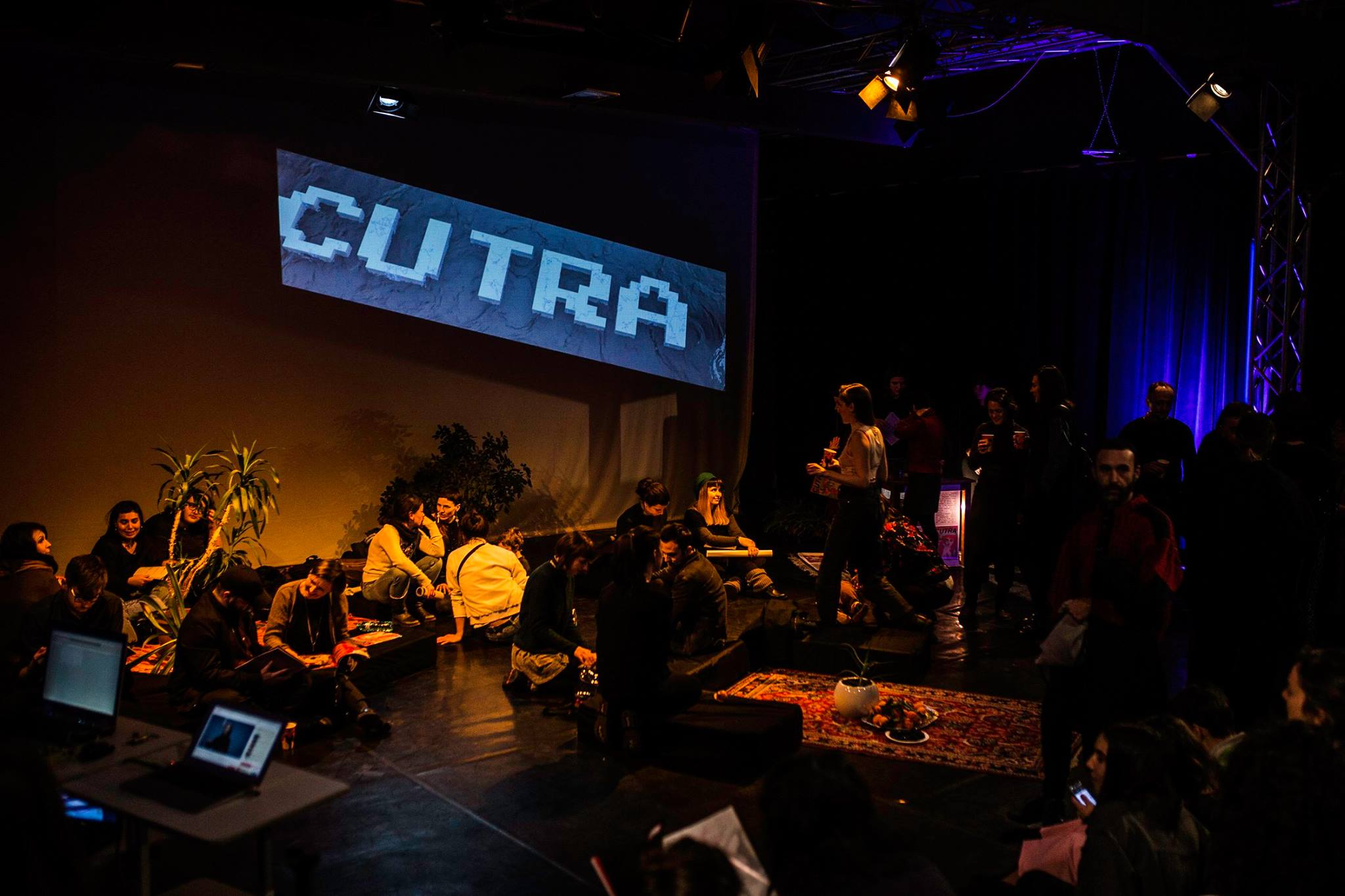 Lansare revista Cutra #1