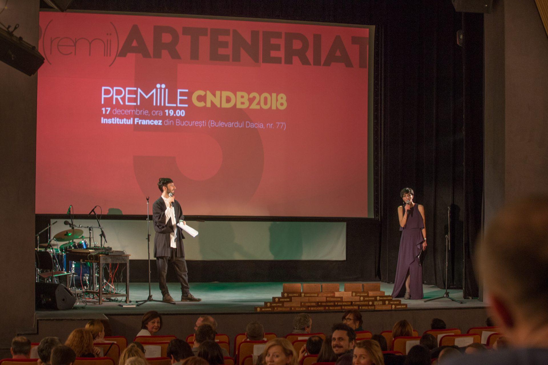 Premiile CNDB 2018