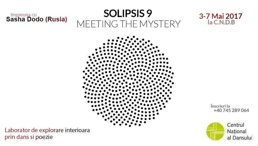 CNDB găzduiește Solipsis 9