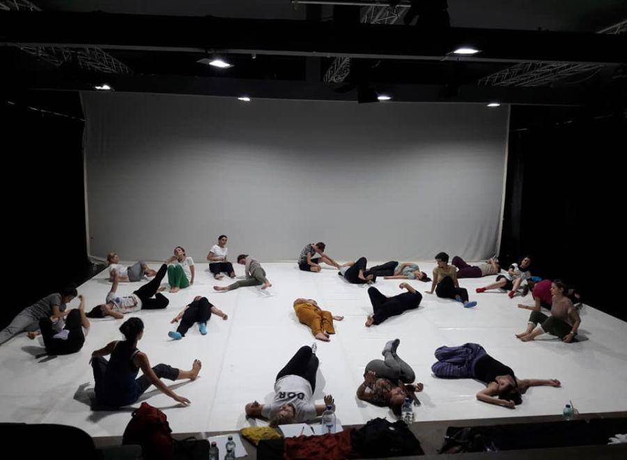 Ateliere de practici somatice 2: Awareness through movement