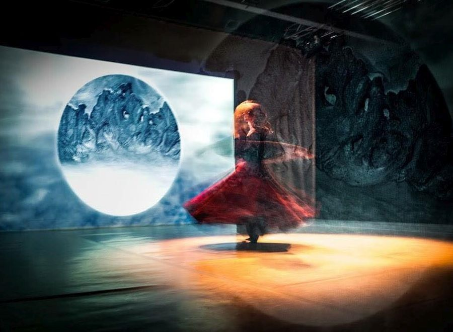 Curls of heart - Sufi Whirling Workshop