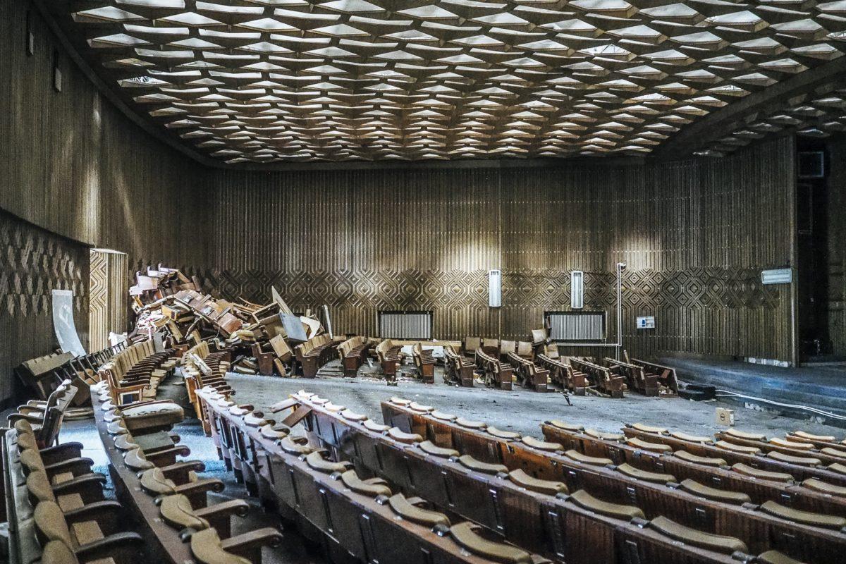 """Sala """"Omnia"""" trece in administrarea Centrului National al Dansului din Bucuresti"""