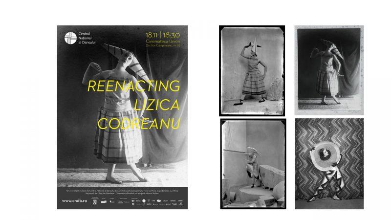 Reenacting Lizica Codreanu _Hors les Murs