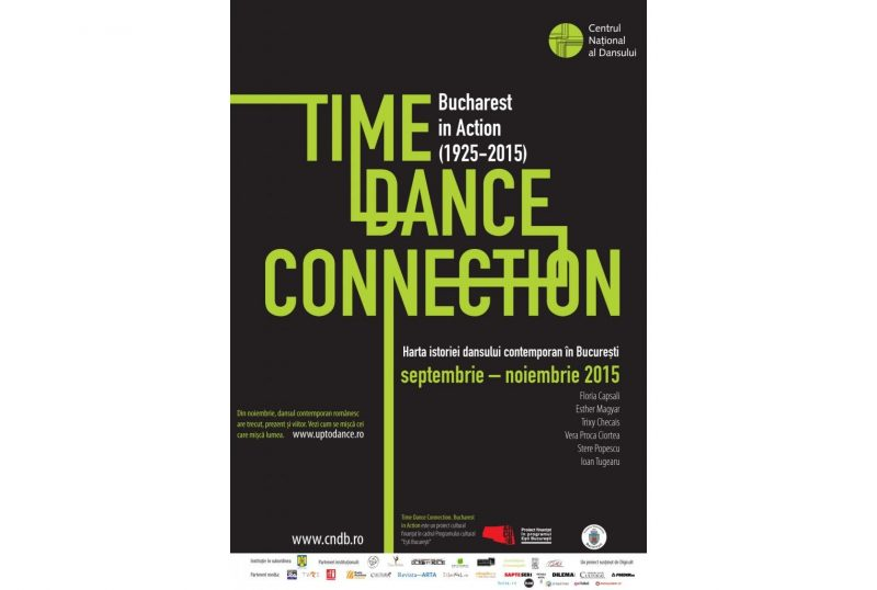 Time Dance Connection. Bucharest in Action (1925- 2015)