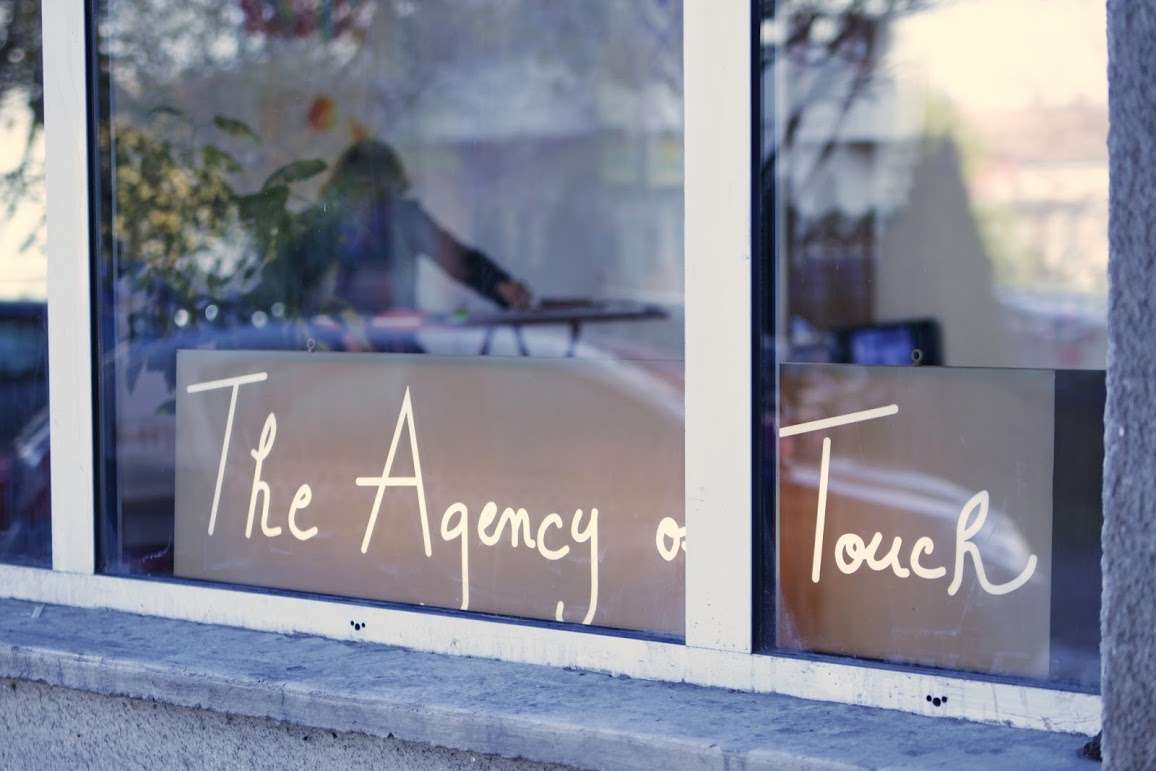 The Agency of Touch – one on one format