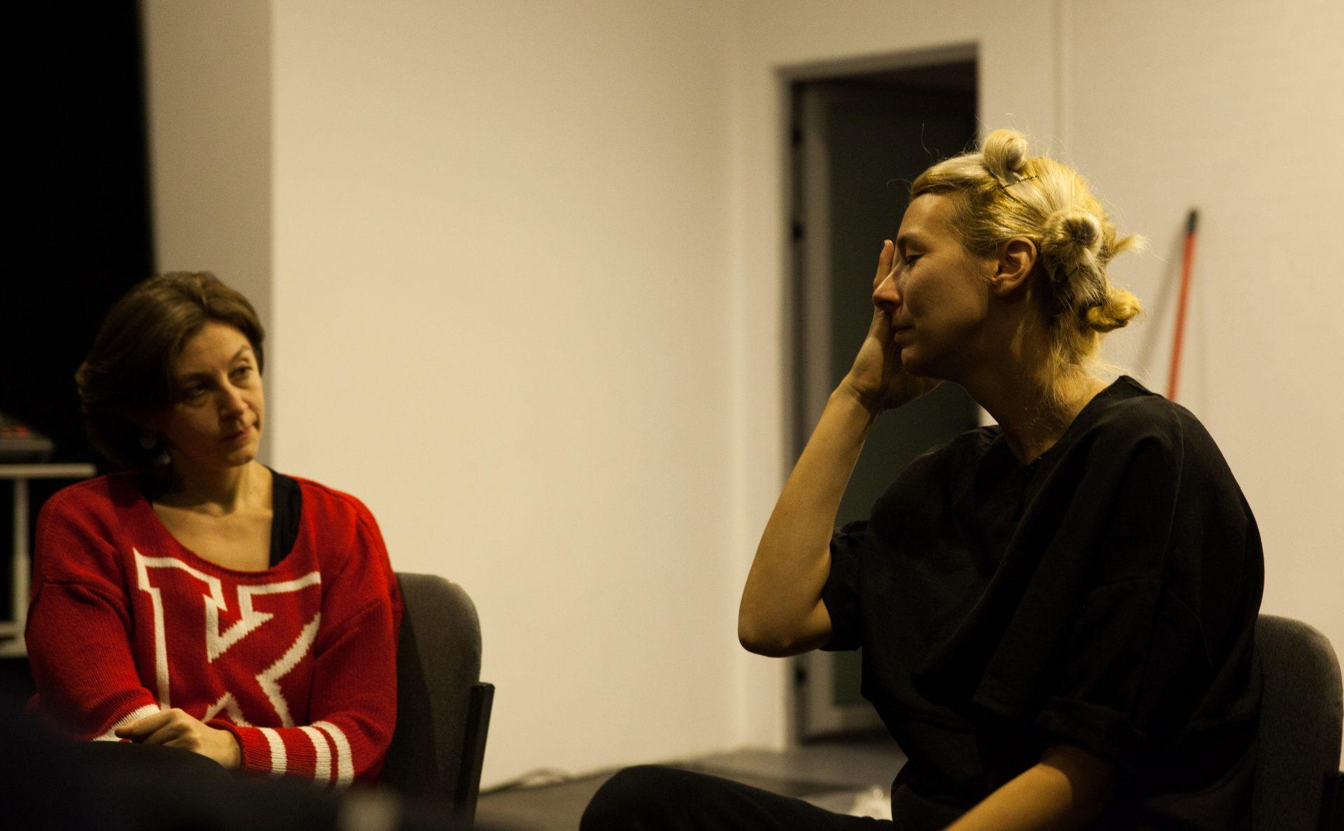 What's at work - Alina Popa în dialog cu Mădălina Dan