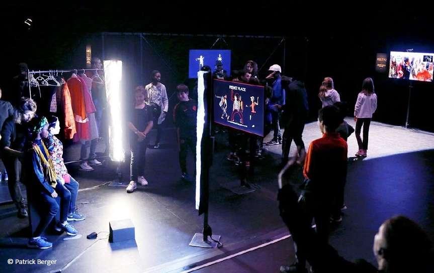La Centrul Naţional al Dansului Bucureşti va avea loc în perioada 13-22 mai Dansul războinicilor orașului, o instalaţie multimedia produsă de compania franceză Par Terre