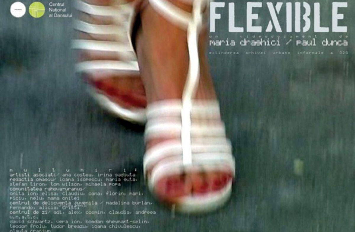 CNDB online: Flexible, de Maria Drăghici și Paul Dunca