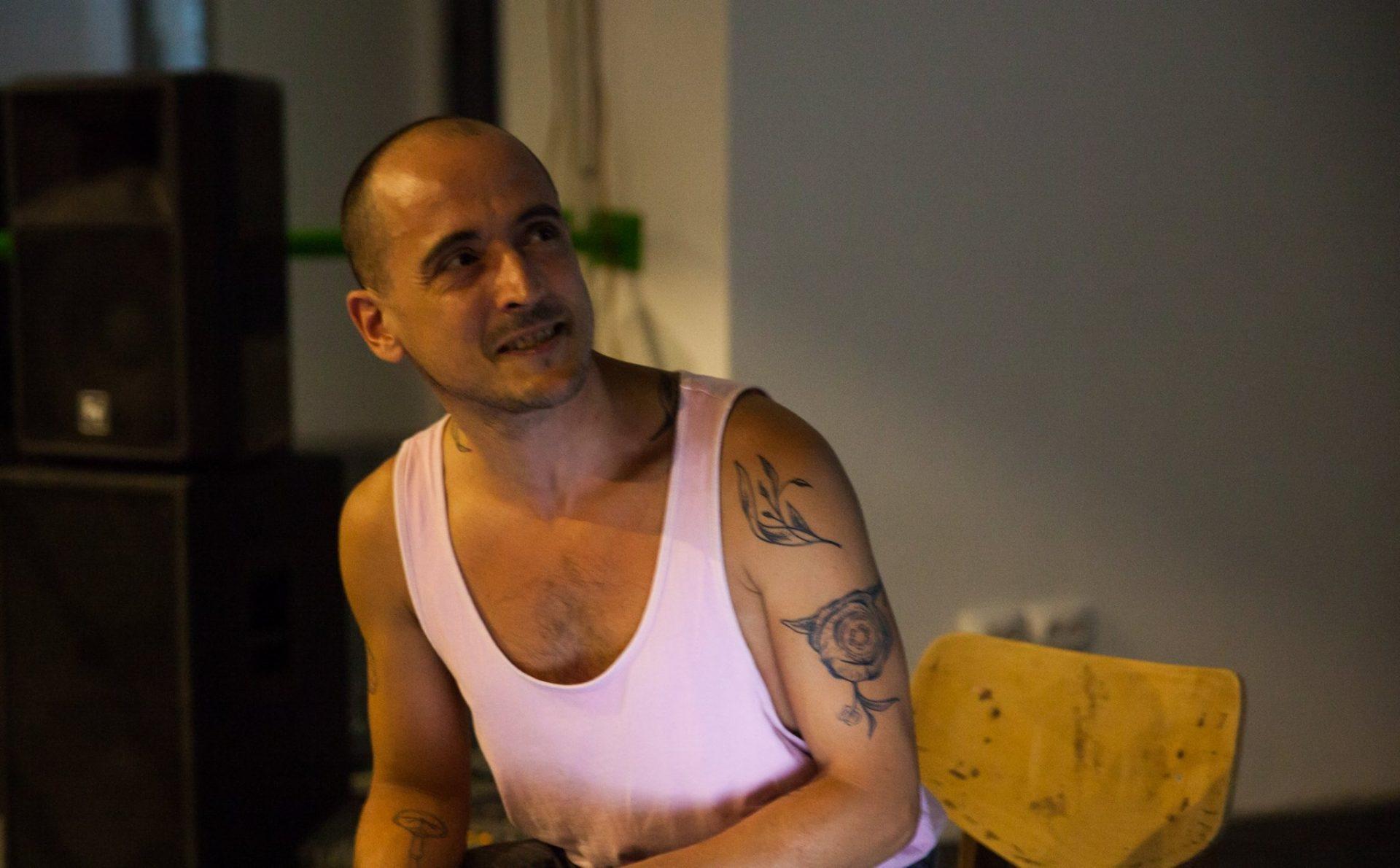 Ivo Serra // Prezentare artist