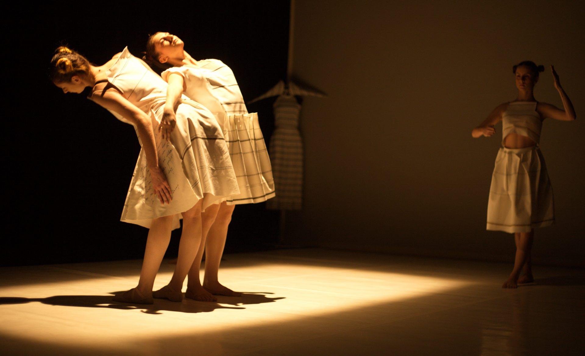 Reenacting Lizica Codreanu