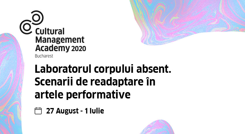 Cultural Management Academy 2020: open call