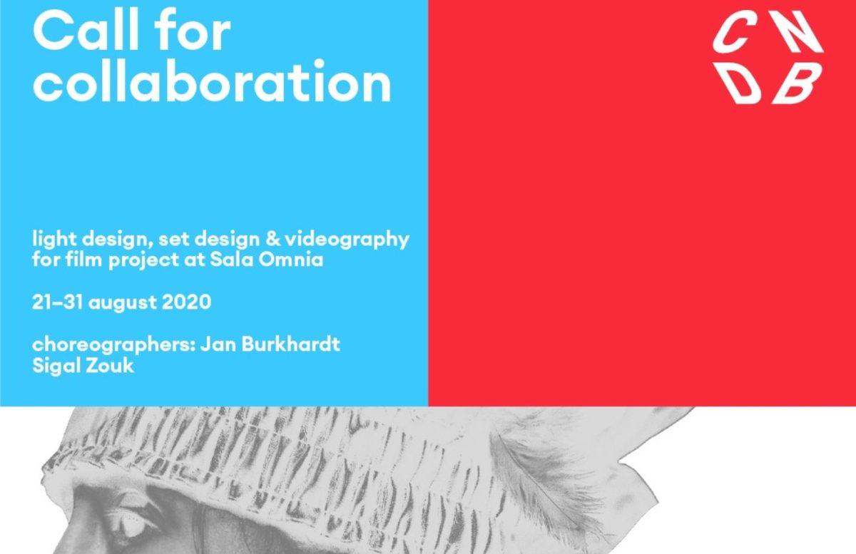 Apel pentru colaborare: producție de dans la Sala Omnia