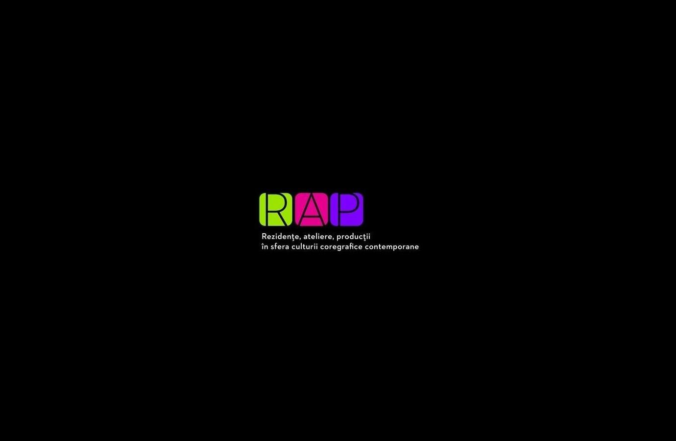 Prezentare finală RAP - rezidenţe, ateliere, producţii
