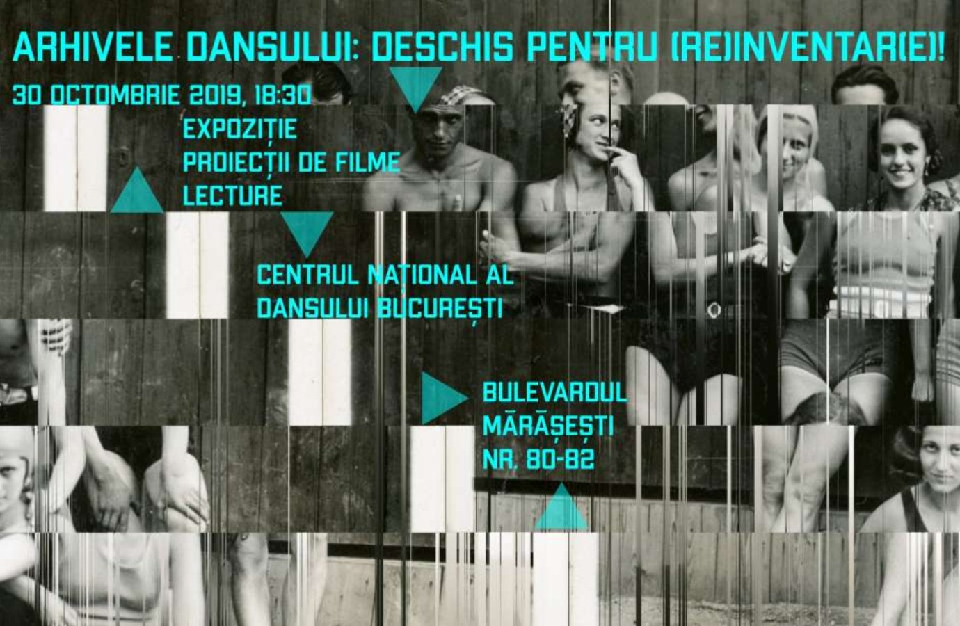 Arhivele Dansului: Deschis pentru reinventare!