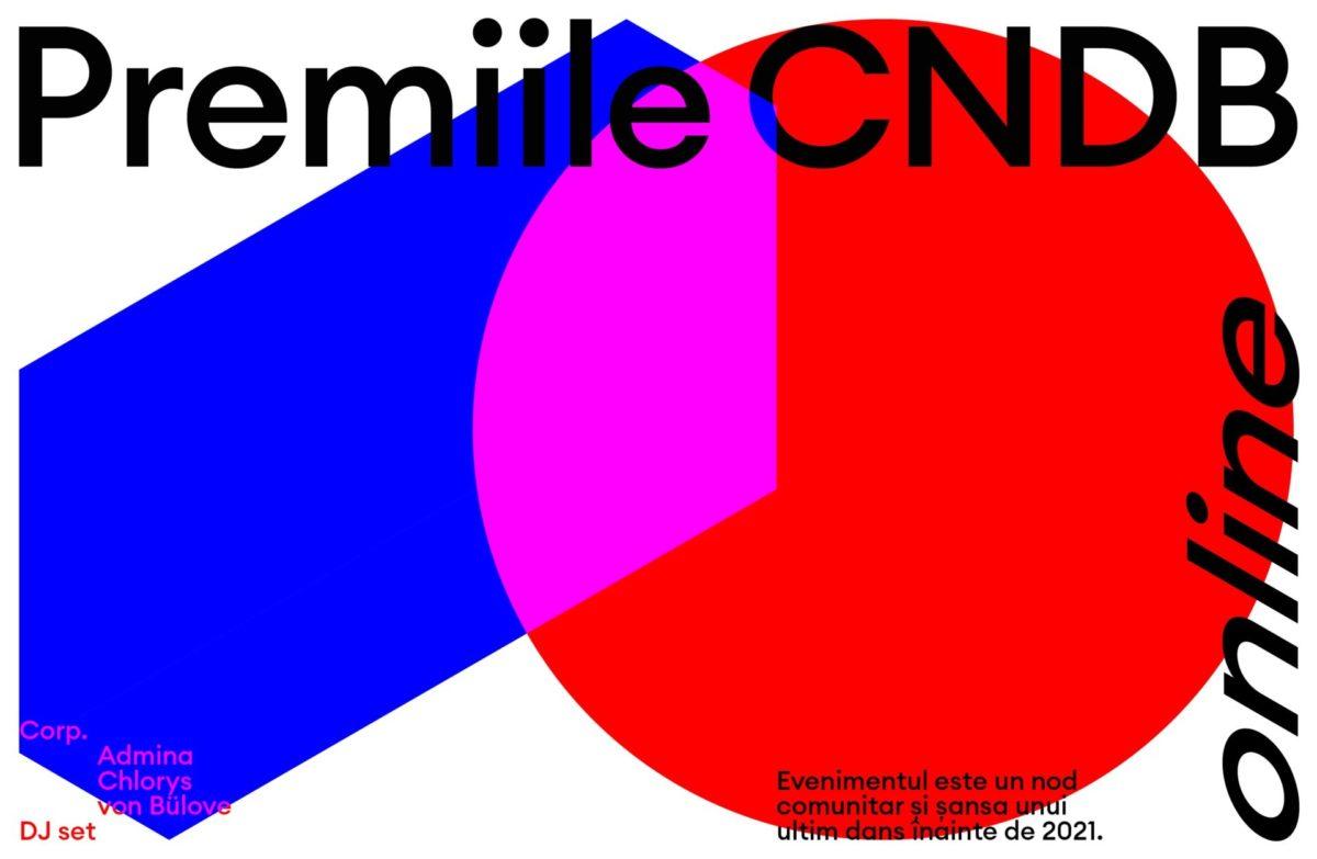 Premiile CNDB 2020