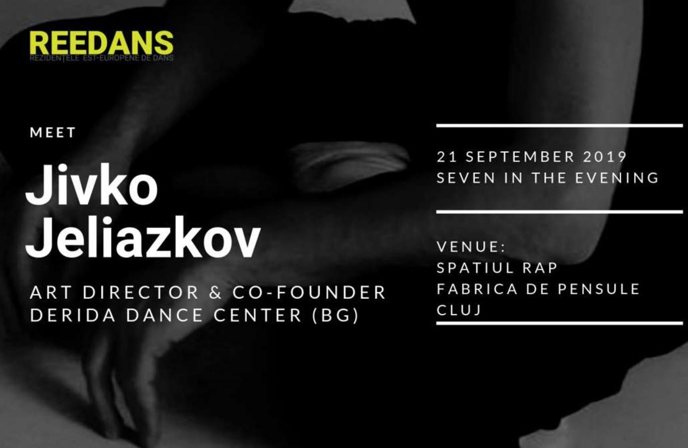 Reedans: Jivko Jeliazvok - Derida Dance Company