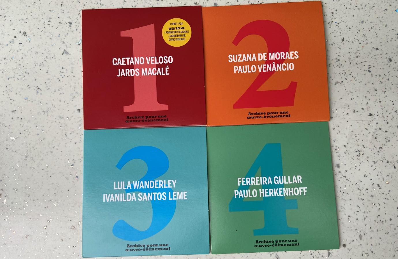 Am invitat artiști să facă recomandări din Mediateca CNDB. Mădălina Dan propune o colecție de DVD-uri despre Lygia Clark.