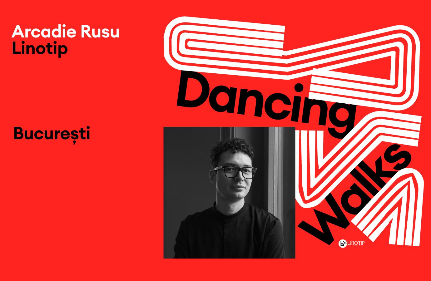Dancing Walks - Linotip