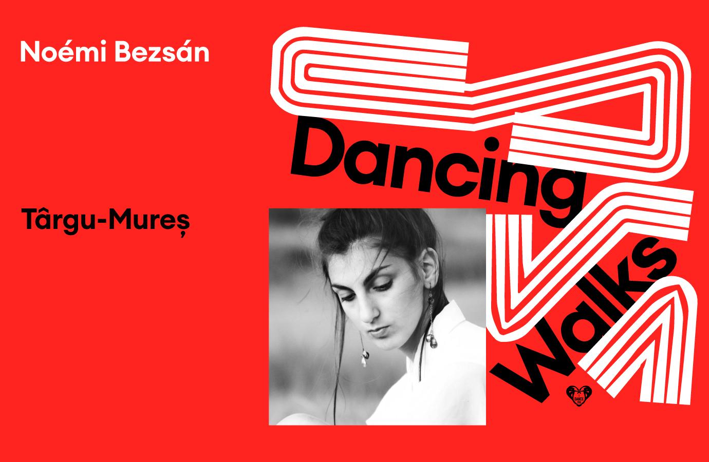 Dancing Walks - Târgu-Mureș