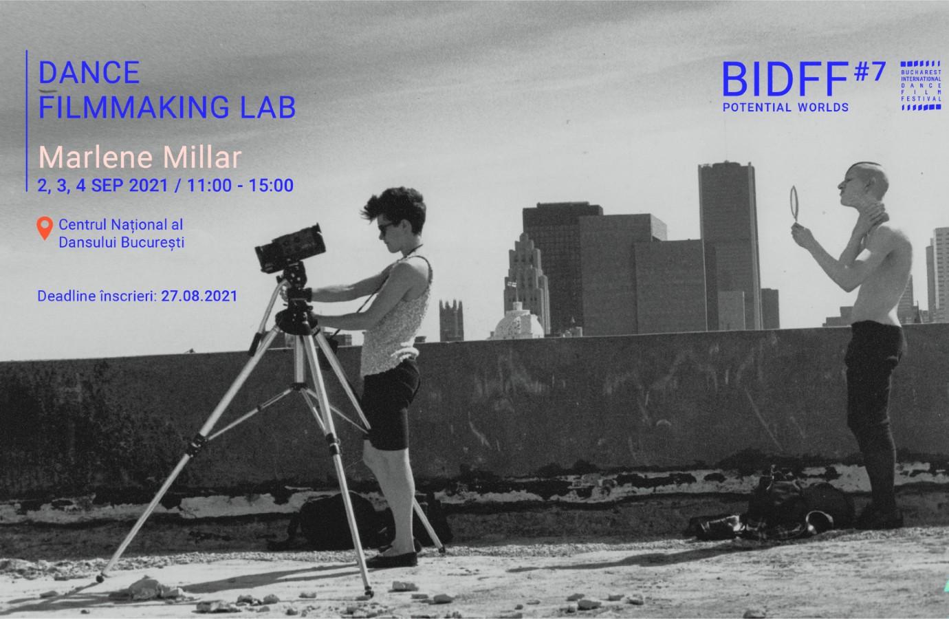 Dance Filmmaking Lab