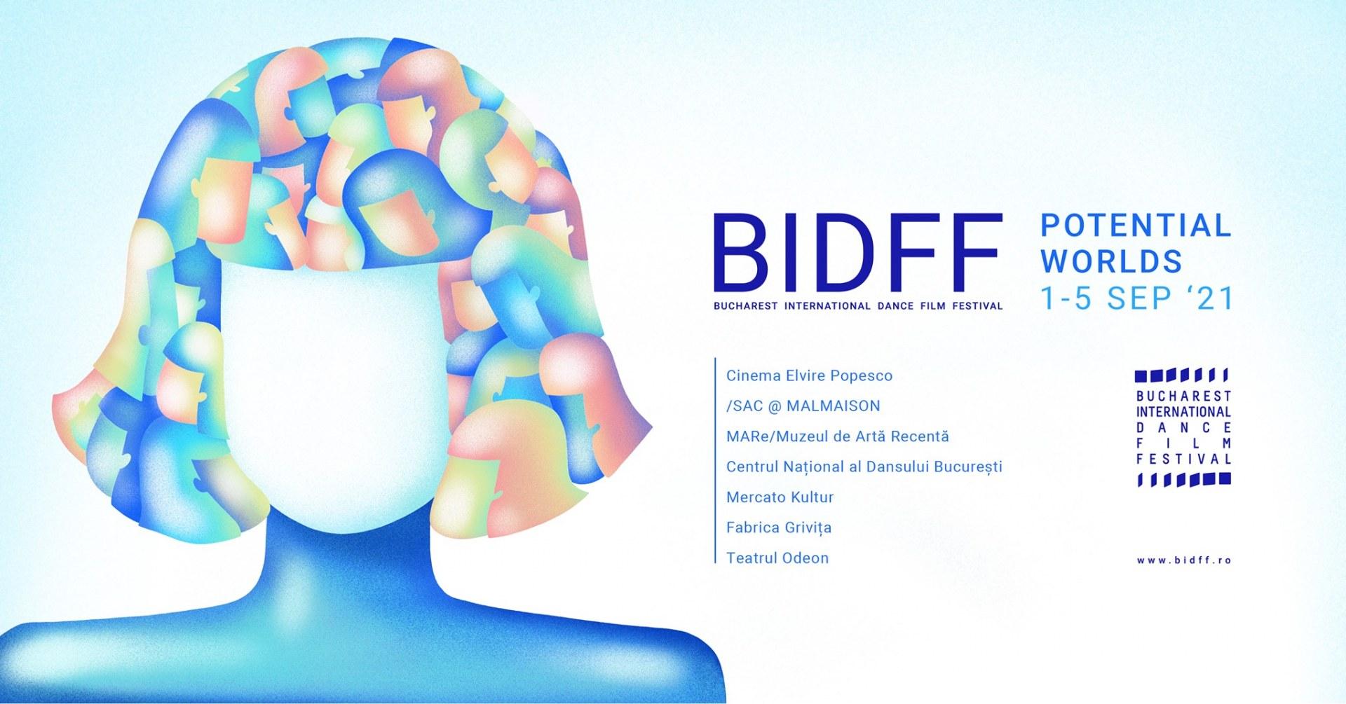 Bucharest International Dance Film Festival (BIDFF) #7