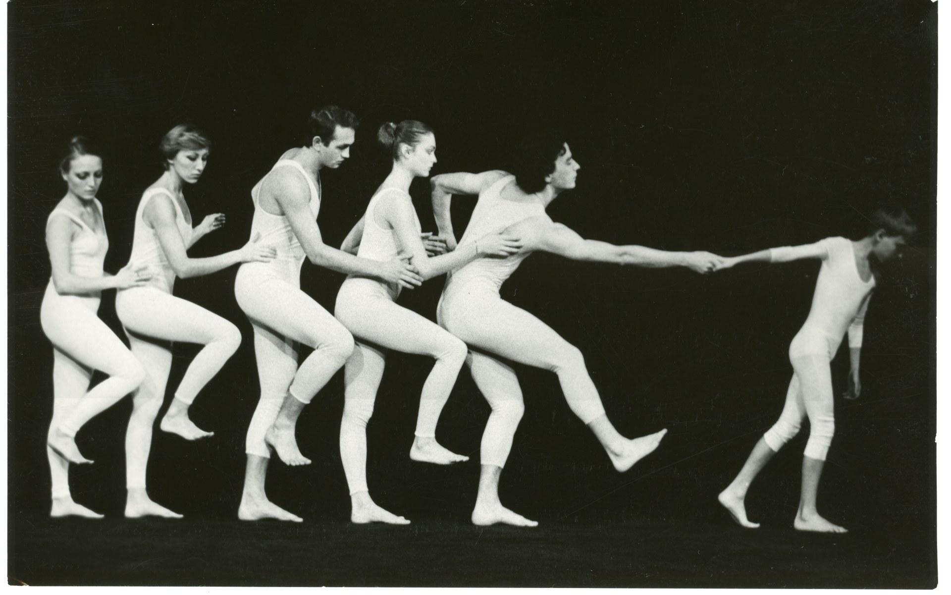 ©Compania Contemp (Ideograme Paralele, de Sergiu Anghel, 1979)