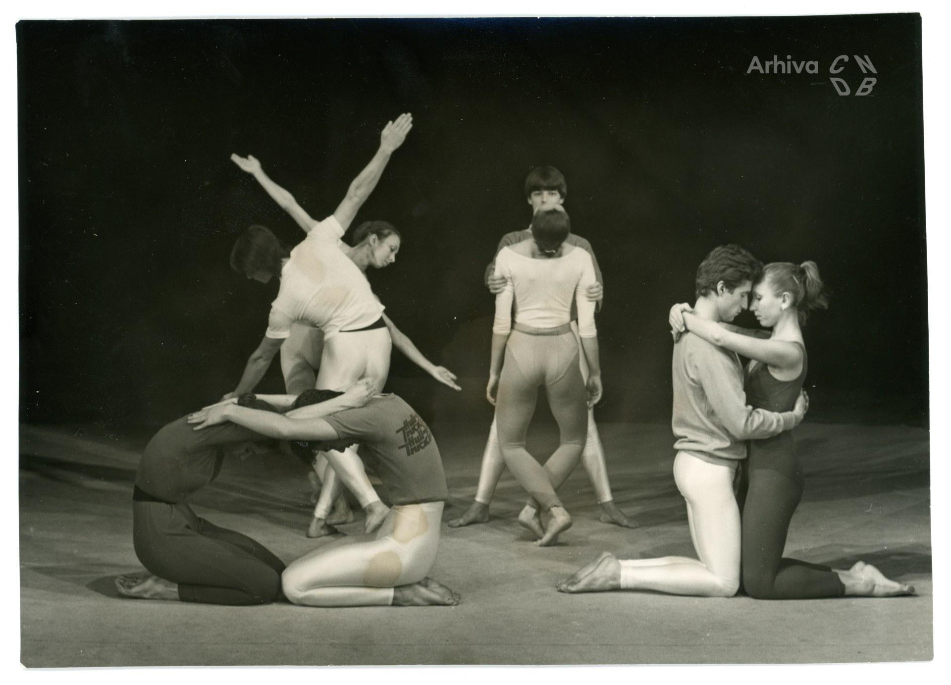 ©Arhiva CNDB (Orion Balet, Puntea, de Ioan Tugearu, 1990)