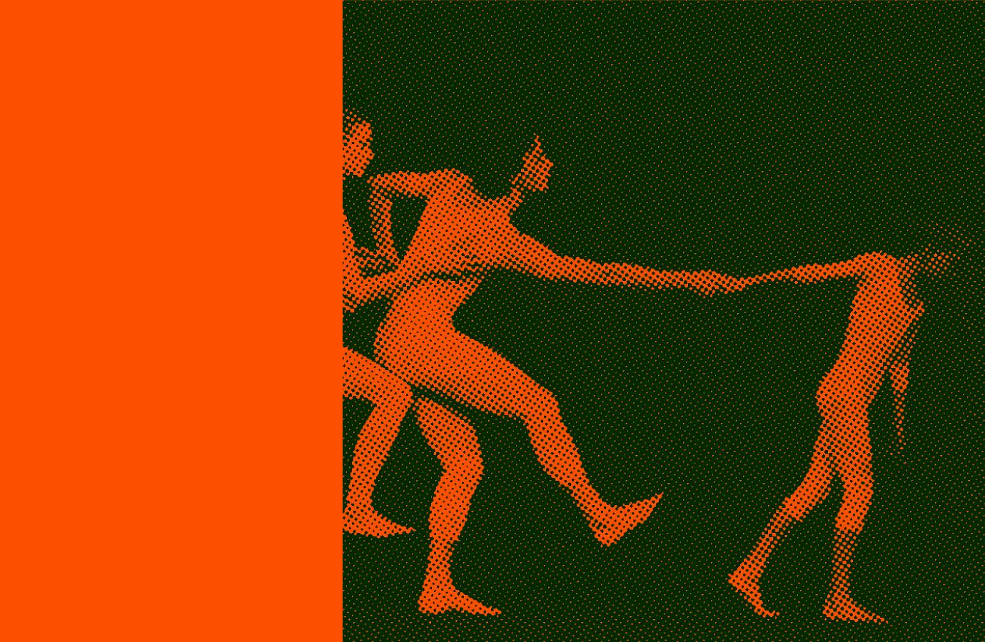 Corpuri și povești (in)vizibile - tururi performative ghidate de Virginia Negru